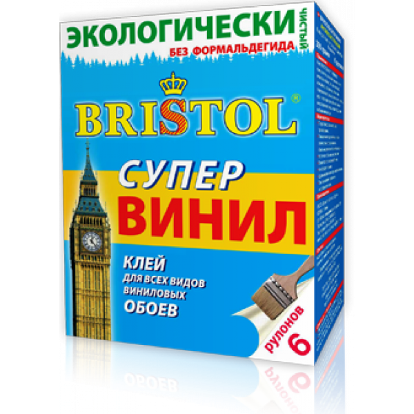 Клей для виниловых обоев Bristol